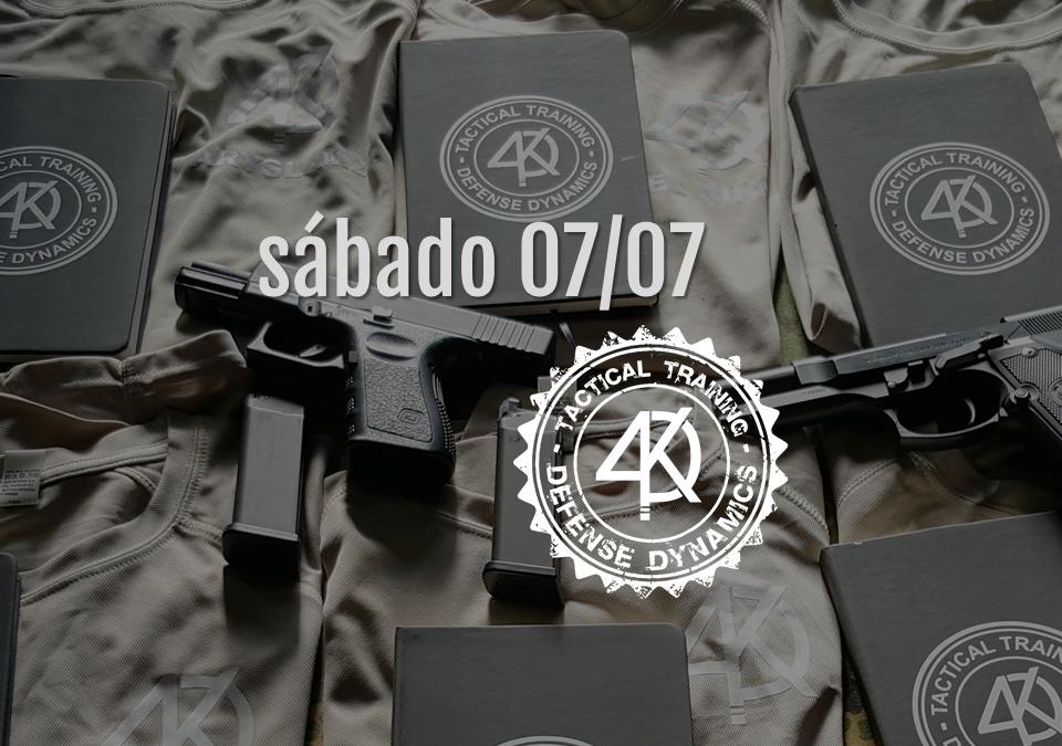 Entrenamiento Continuo de Tiro Táctico  07-07