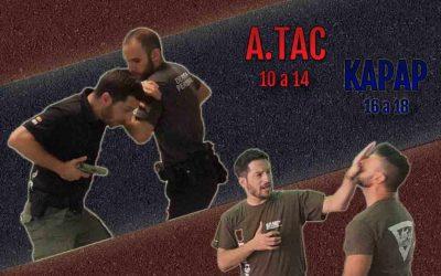 Entrenamiento A.TAC – 27-09-20