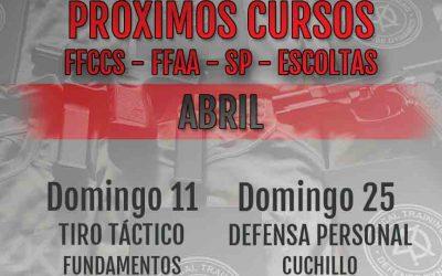 Krav Maga A.TAC – Domingo 25-04-21 – DEFENSA CONTRA CUCHILLO nivel 1
